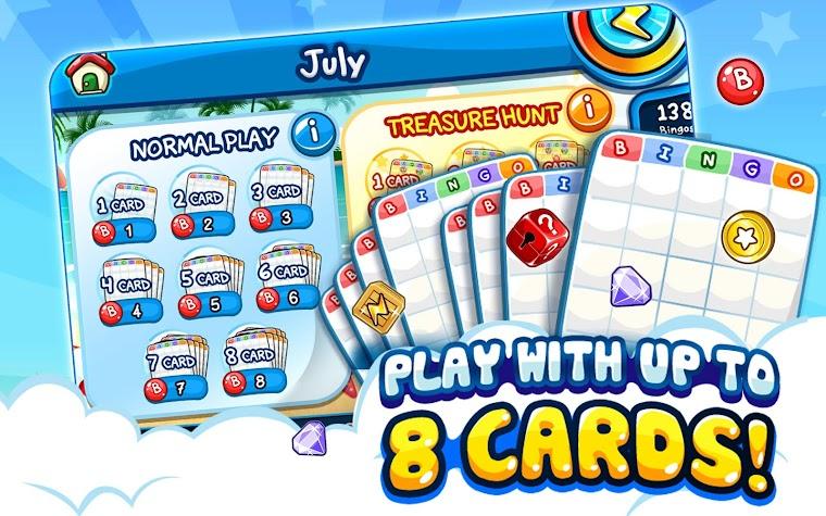 Bingo - Free Bingo Casino Screenshot