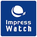 Impress Watch logo