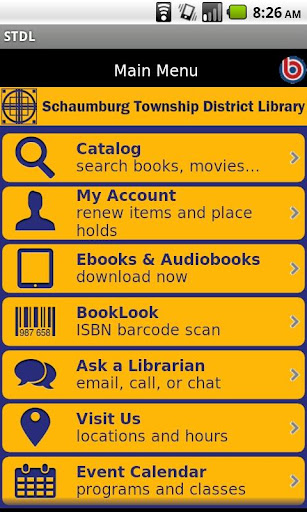 Schaumburg Twp. District Libra
