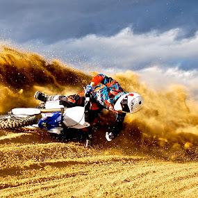 talent by Zachary Zygowicz - Sports & Fitness Motorsports ( motocross, dirtbike, motorcycle, race )