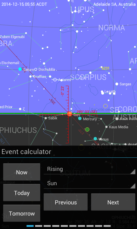 Sky Guide Android 5
