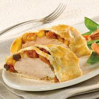 Pepperidge Farm® Stuffed Pork Tenderloins en Croute.