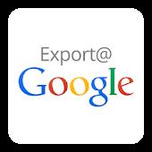 Export@Google
