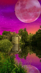Scotney Castle Live Wallpaper v2.07
