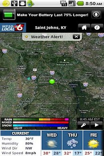 WPSD Radar - screenshot thumbnail