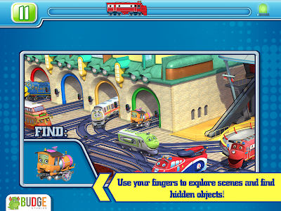 Chuggington Puzzle Stations v1.2 (Full)