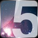 GalaxyClock icon