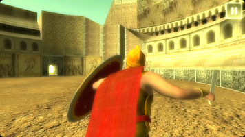 Screenshot of Gladiator Mania