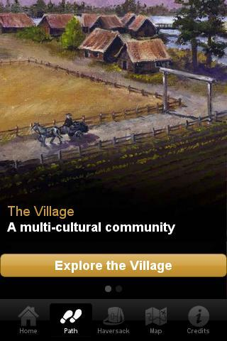 Fort Vancouver Mobile - screenshot