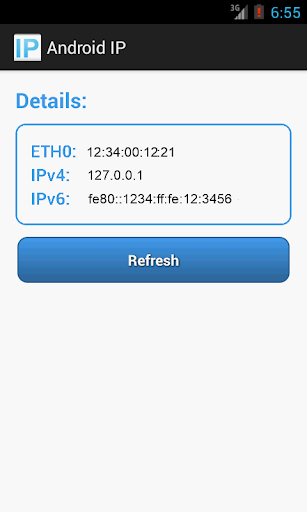 IP for Android