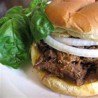 PDQ Hot Beef Sandwiches