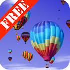 Hot Air Balloons Free icon