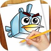 Learn To Draw Angry Birts