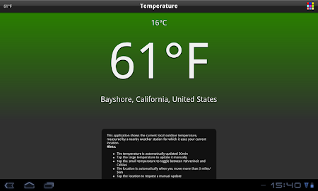 Temperature Free Screenshot 6