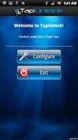 Screenshot of Tap Unlock (Screen unlock)