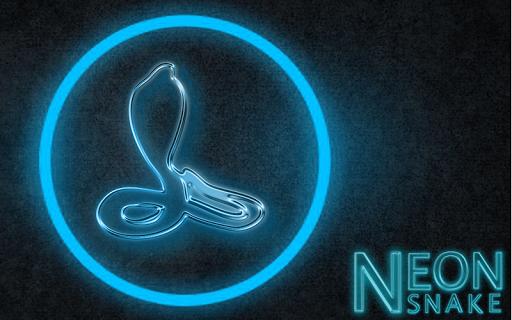 Neon Snake HD