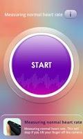 Screenshot of Cardio Lie Detector(Fake App)