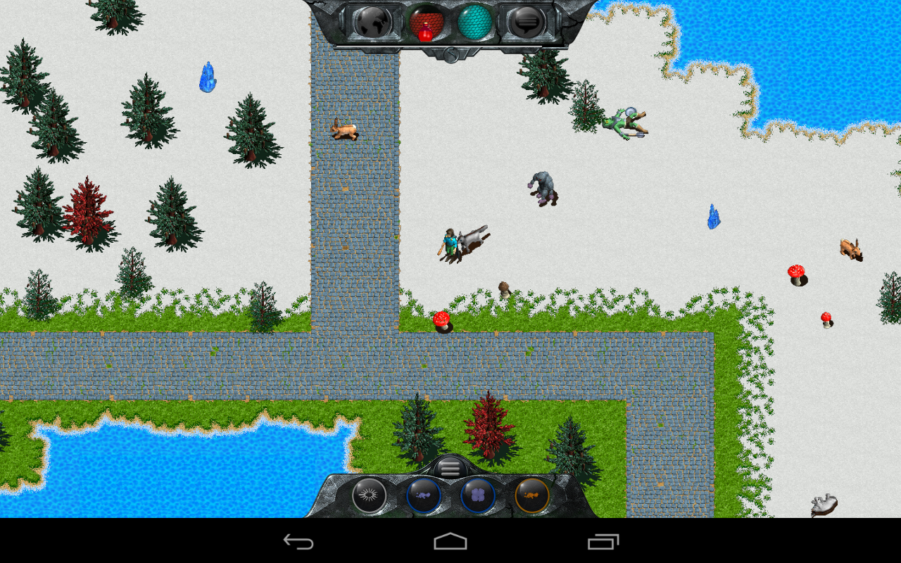 Sacracy RPG - screenshot