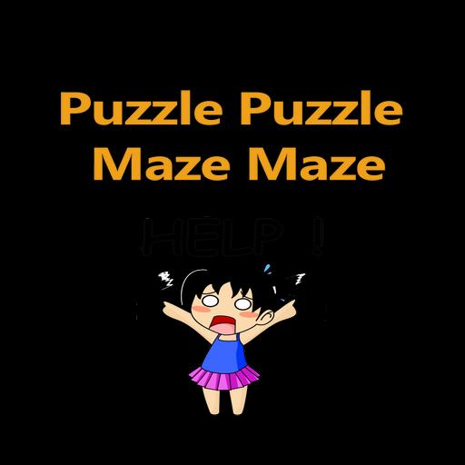 Puzzle Puzzle Maze Maze