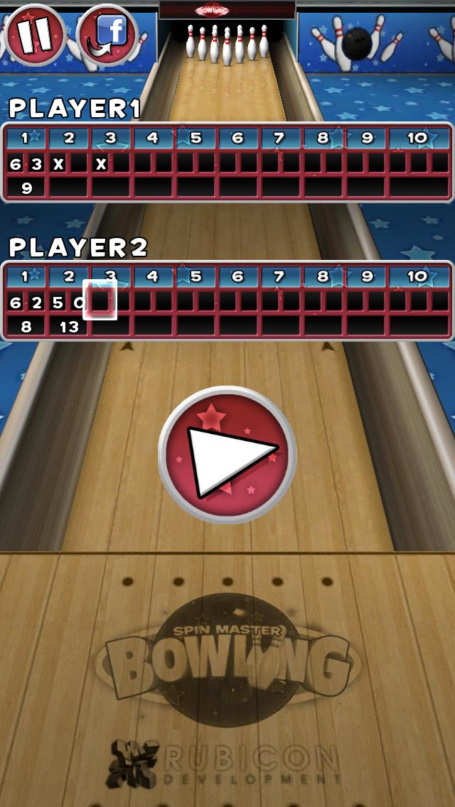 Spin Master Bowling screenshot #15