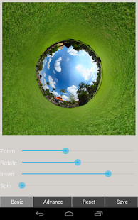 Tiny Planet FX Pro - screenshot thumbnail