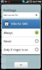 ViBe Screenshot 5