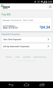 Ameren Mobile- screenshot thumbnail
