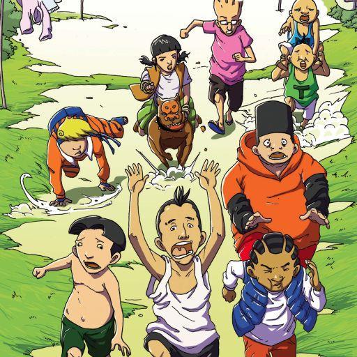 Bocah : vol 02 漫畫 App LOGO-APP試玩