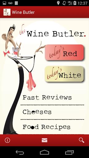 The Wine Butler
