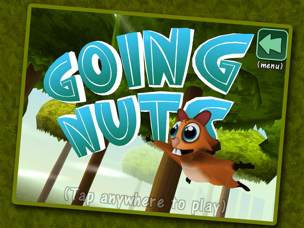 Going Nuts - screenshot
