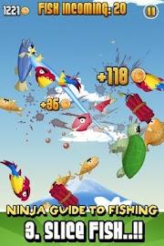 Ninja Fishing Screenshot 4