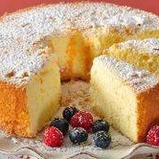 American Sponge Cake Recipe & Video