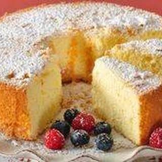 Sponge Cakes Granulated Sugar Recipes.
