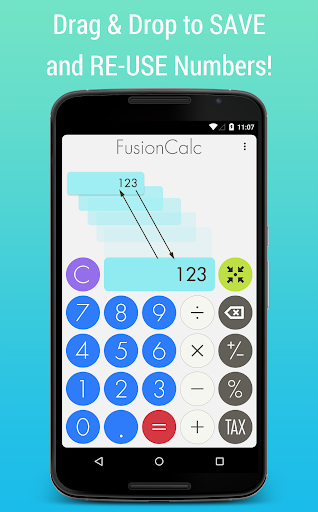 FusionCalc Memo Calculator