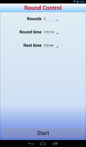 Round Control