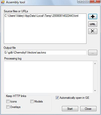 Features - KML2KML