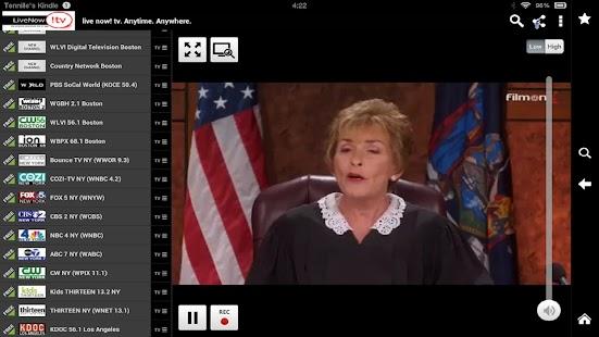 玩免費媒體與影片APP|下載LiveNow!TV app不用錢|硬是要APP