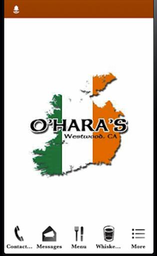 【免費商業App】O'Hara's of Westwood-APP點子