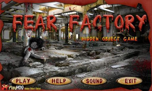 Fear Factory - Hidden Objects