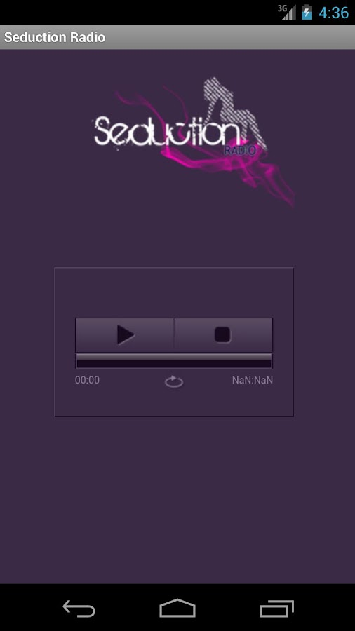 Seduction Radio- screenshot