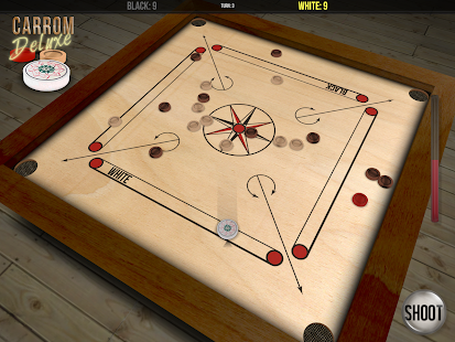Carrom Deluxe- screenshot thumbnail