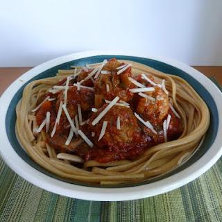 Scott's New Marinara Sauce with Fresh Tomatoes