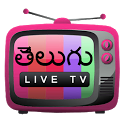 Telugu Live TV icon
