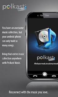 Polkast Music - iTunes to go - screenshot thumbnail