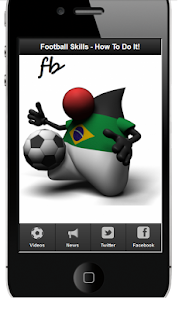 Football Skills Tips & Tricks - screenshot thumbnail