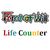 Force of Will: Life Counter