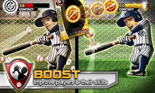 BIG WIN Baseball APK screenshot thumbnail 3