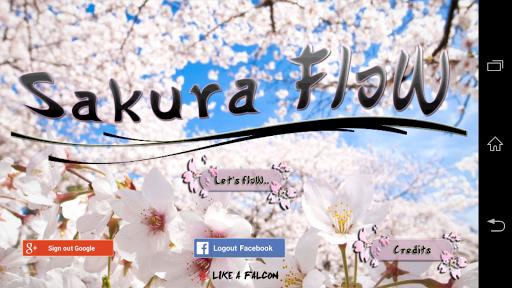 Sakura Flow FREE