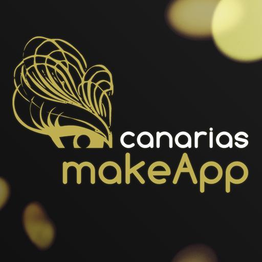 Canarias Makeup LOGO-APP點子