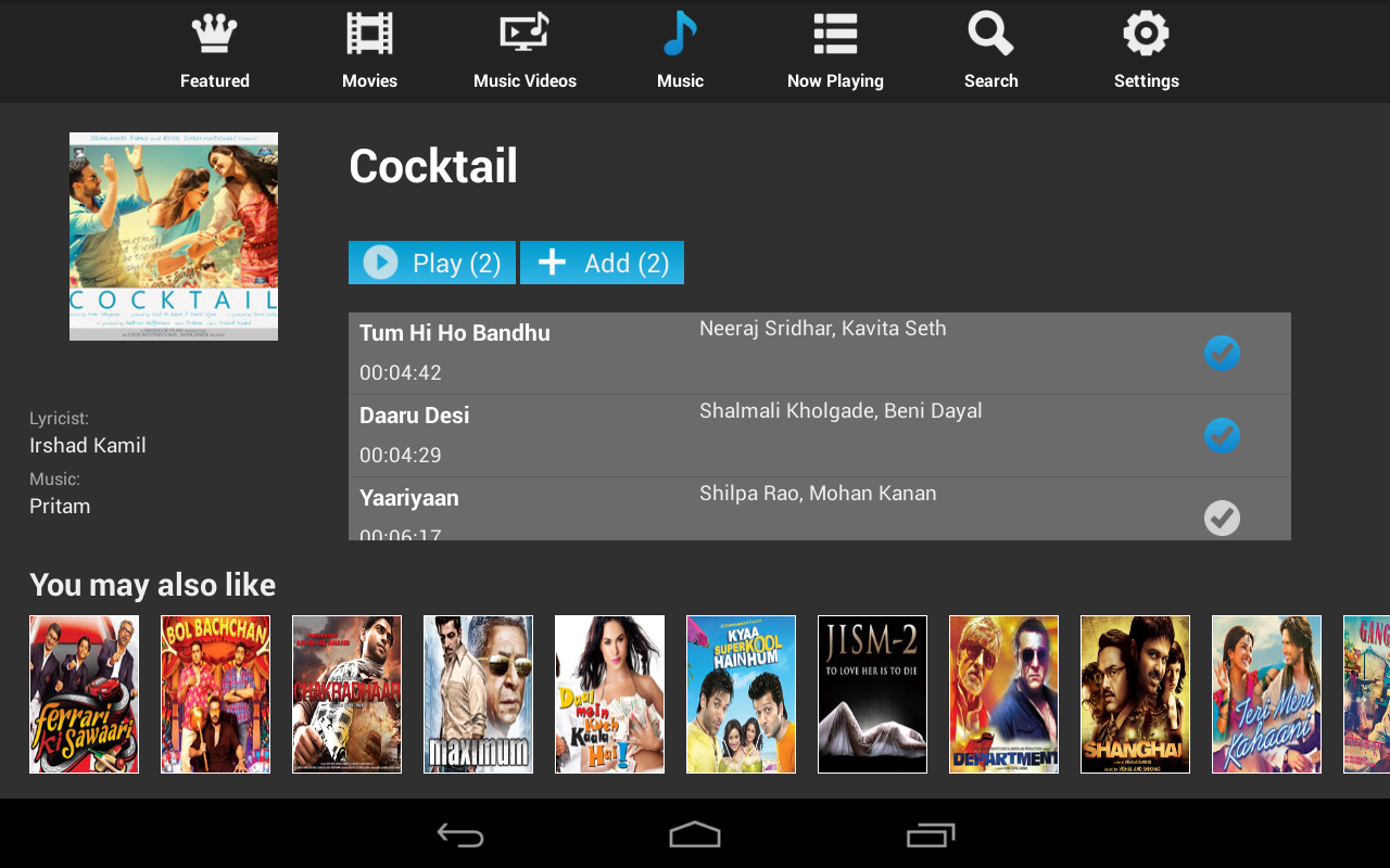 Eros Now Indian Movies Free - screenshot